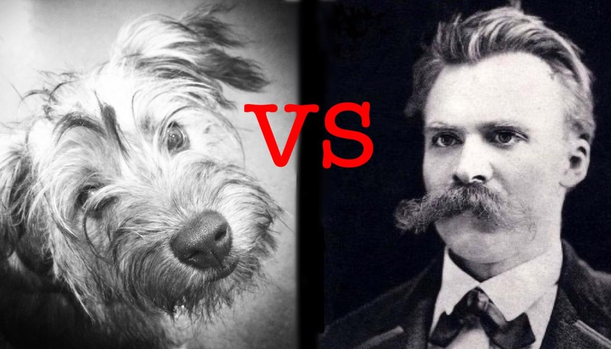 Jeff vs Nietzsche!